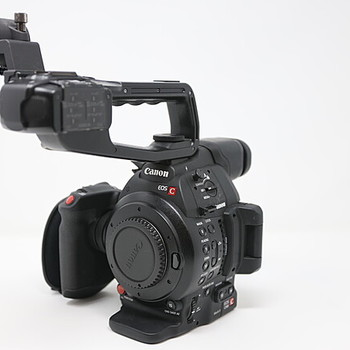 Rent Canon EOS C100 Mark II + Batteries and Charger