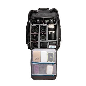 Rent Sony FS7ii with Sony FE 24-70mm E-Mount Lens, Sennheiser MKH 416-P48U3 Shotgun Microphone,  & Tenba Roadie Backpack