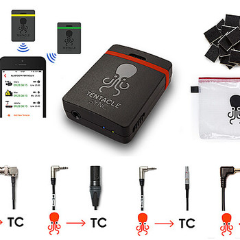 Rent Tentacle Sync Sync E Timecode Generator w/ Bluetooth - 4 generators + cables