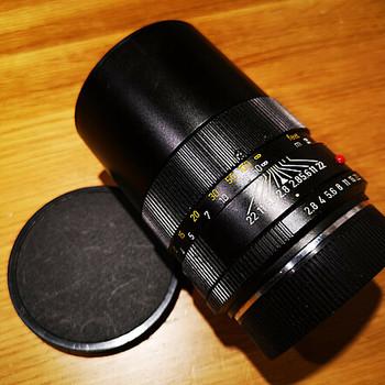 Rent Leica R Summicron 4-lens set - 1978-79 matching SNs