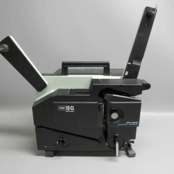 Rent Elmo CL-16 16mm Channel-Loading film projector