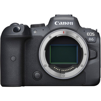 Rent Canon EOS R6 Mirrorless Digital Camera + 512GB Media