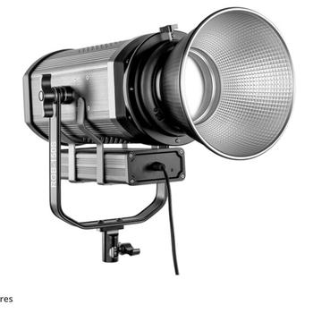 Rent GVM RGB-150S RGBW Bicolor LED Video Light Like Aputure Bowen Poor Man's Skypanel