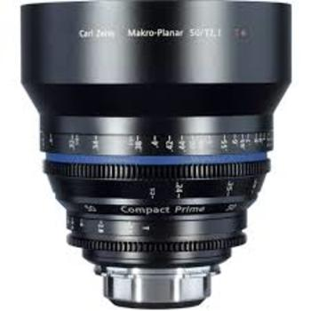 Rent Zeiss CP.2 6-Lens Set (Choose Only 2 Lens'es)
