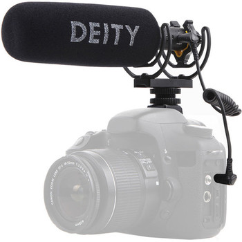 Rent Deity Microphones V-Mic D3 Pro Camera-Mount Shotgun Microphone