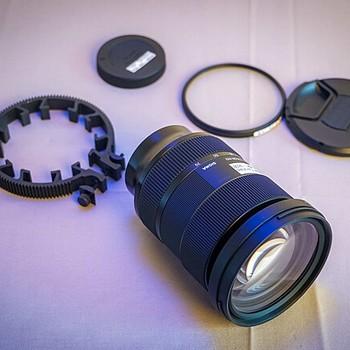 Rent Sigma 24-70mm f/2.8 DG DN Art Lens for Sony E-mount