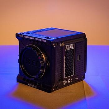"Rent RED Komodo 6K Cinema Camera: ""Base Kit"" (w/ Media & Batteries)"