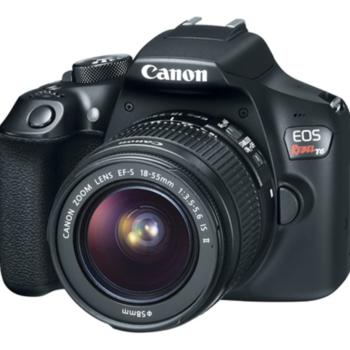 Rent Canon EOS Rebel T6