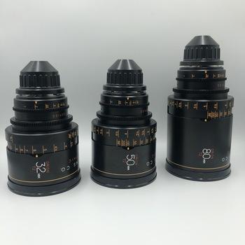 Rent Atlas Anamorphic Lens T2 Set B 32/50/80