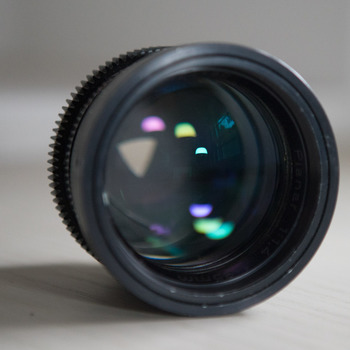 Rent Zeiss 85mm T1.3 MK1 B Speed PL Superspeed S35 FF Triangle Bokah Single Coating