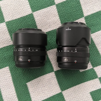 Rent Fujifilm GFX 100 Medium Format Mirrorless Camera With Lenses