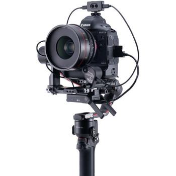 Rent DJI RS 2 Gimbal Stabilizer Pro Combo + 3D Focus System + 2 Batteries