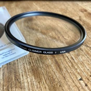 Rent Tiffen 77mm Glimmerglass 1 Filter