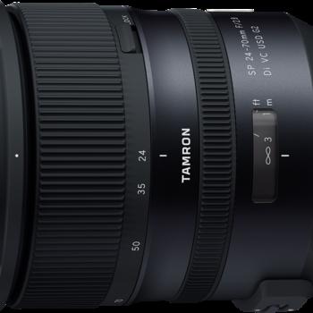 Rent Tamron 24-70 f2.8 G2 Lens (EF Mount)