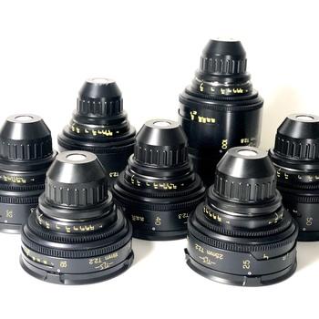 Rent Cooke Speed Panchro TLS (2 lens Set)