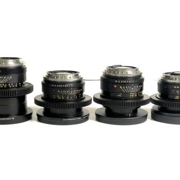 Rent Leica-R   (Full Frame)  Vintage Primes (Choose 2-Set lens)
