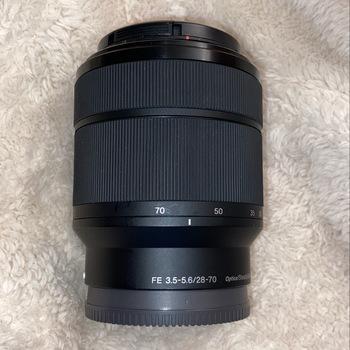 Rent Sony FE 3.5-5.6 28-70mm Full Frame Zoom lense