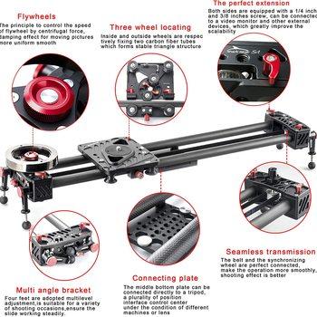 """Rent iFootage 31"""" Carbon Fiber Camera Slider - Shark Slider S1(S1S)"""