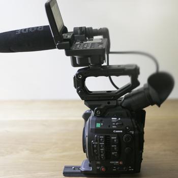 Rent Canon EOS C300 Mark II (*24/7 drop off & pick up with doorman)