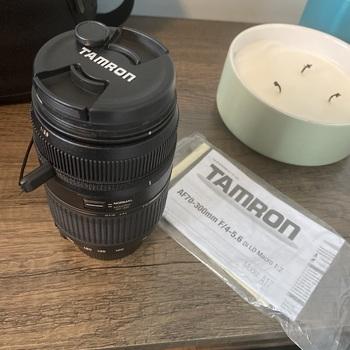 Rent Tamron AF70-300mm F/4-5.6 Di LD Macro 1:2