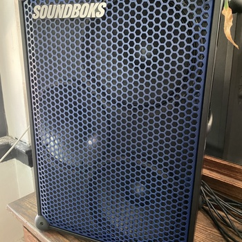 Rent Soundboks Gen 3 Loudspeaker