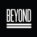 Beyond stamp black 3x2inches
