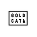 Goldcat logo black