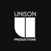 Unison logo white