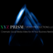 XYZ Prism | Video Productions Avatar