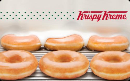 Krispy Kreme - GiftCards