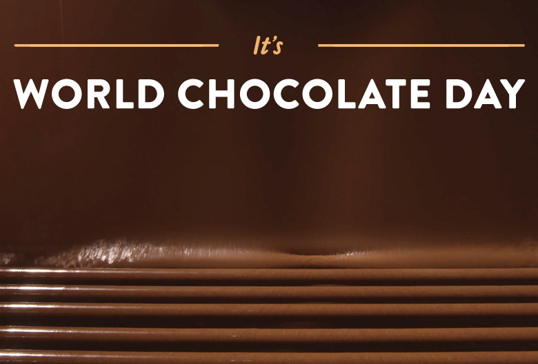 Its World Chocolate Day