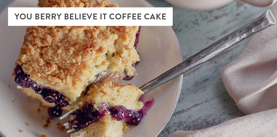 You Berry Beleive it Coffee Cake
