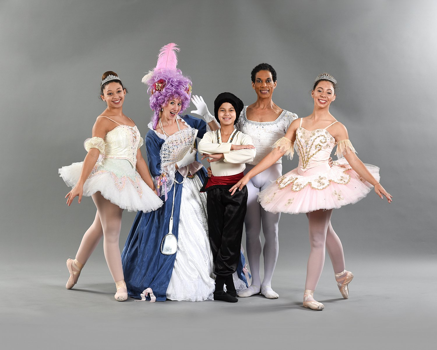 Nutcracker eGift Card: One Costume | Robinson_Family.jpg