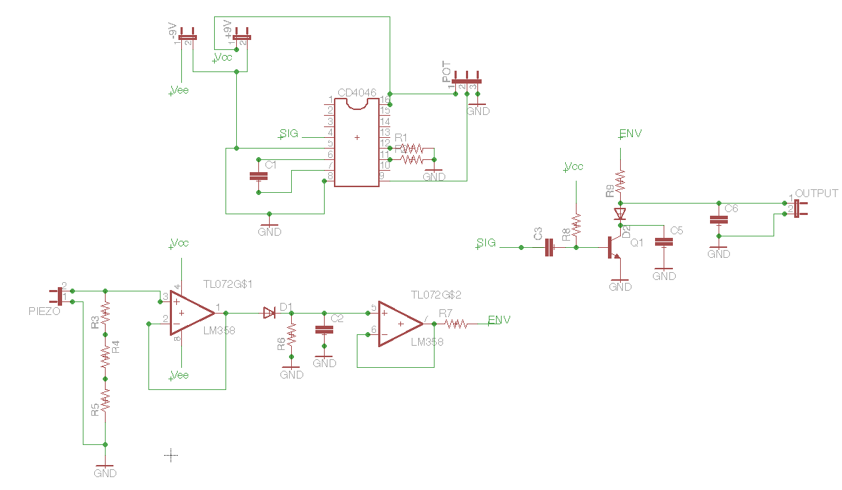 Single Transistor Amplifier Circuit Schematic Schematics Wiring Design Kleebtronics Stage Diagram