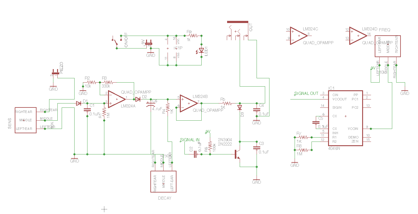 Cam Hammer Analog Synth Synthesizer Wiring Diagram Drum Schematic Board