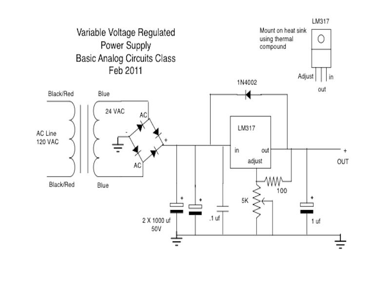 120vac To 12v Dc Converter Circuit Diagram 120vac Free