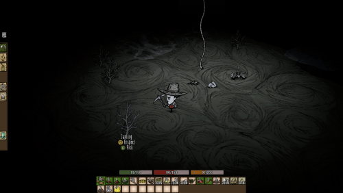 Amulet and Backpack slot? - [Don't Starve …