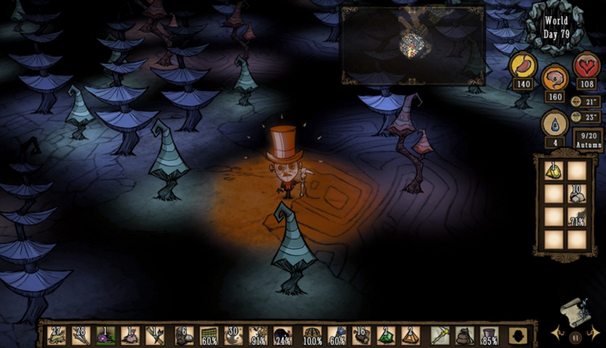 My Two Cents On The Caves Don T Starve Together General Discussion Klei Entertainment Forums