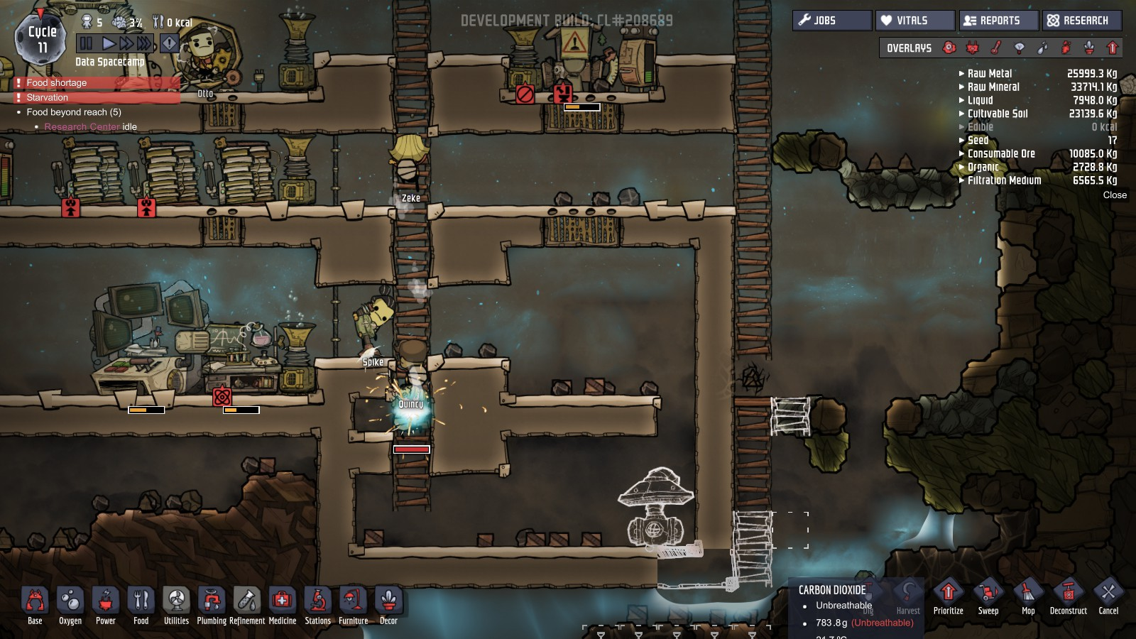 Indestructible Rock Updated Oxygen Not Included Klei Entertainment Forums
