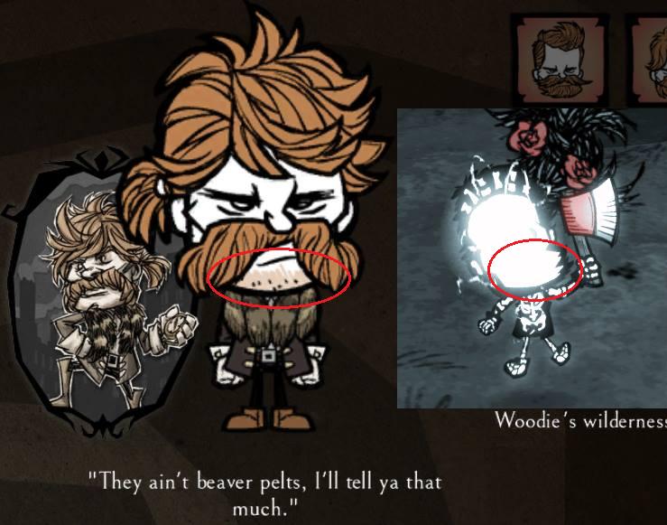 Poor Woodie Dst Skin Don T Starve Together General