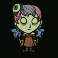 A New Reign Abigail Doesn T Properly Follow Wendy Don T Starve