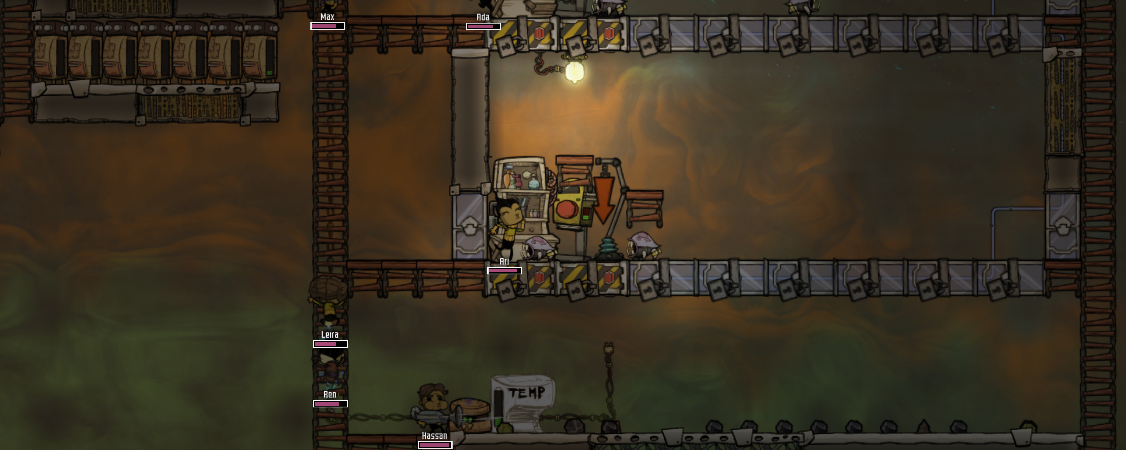 Sweepy Feedback Oxygen Not Included Suggestions And Feedback Klei Entertainment Forums