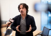 A Day in the Life of John Oates