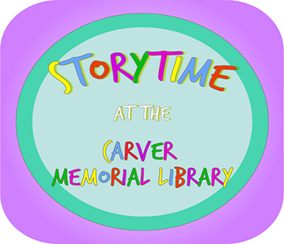 Storytime at Carver Library