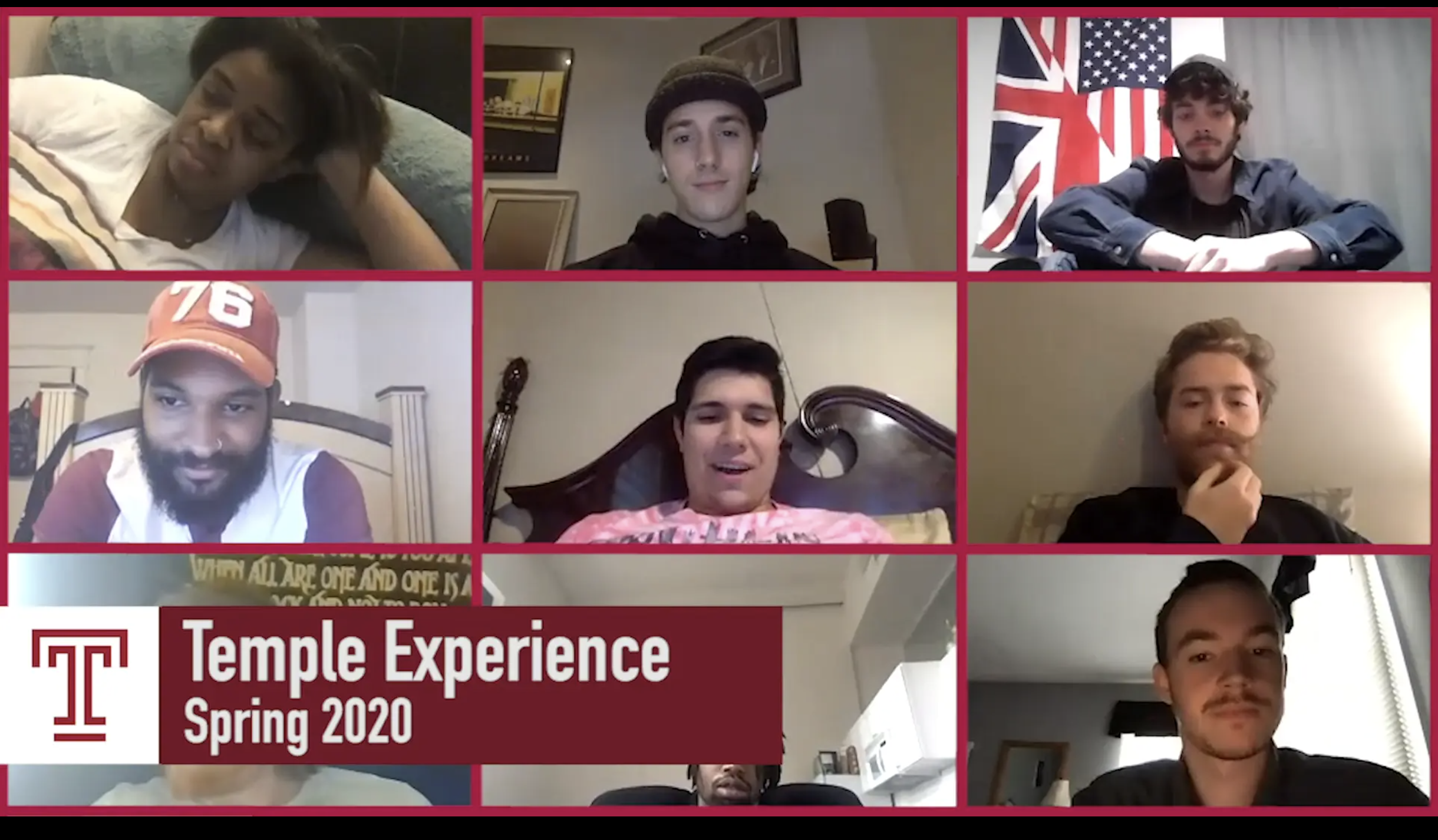 Temple Experience: Spring 2020