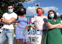 Temple Talk Season 8 Premiere