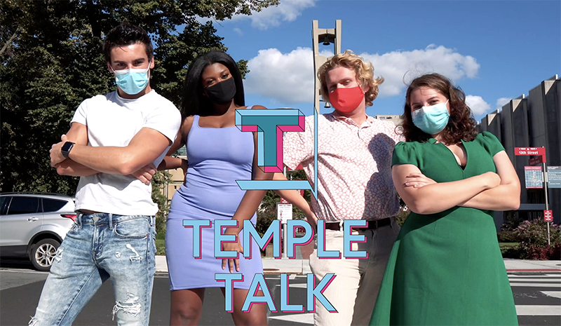 Temple Talk Season 8 Premiere