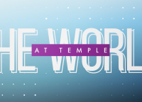 The World at Temple 2020