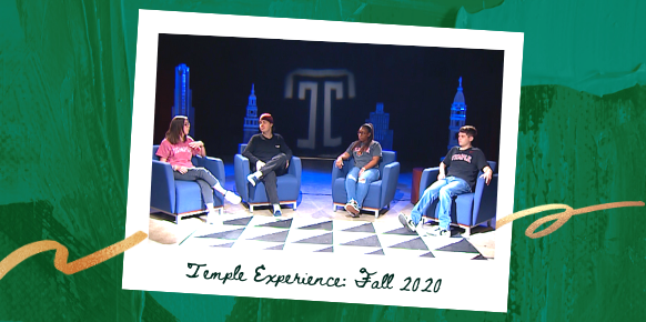 Temple Experience: Fall 2020