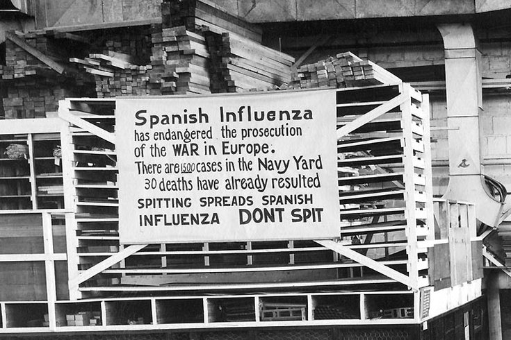 A 2020 Perspective on the 1918 Flu